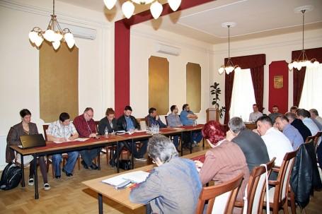 """Konzorciumi ülés a """"Belvízrendezés az élhetőbb településekért"""" című projekt kapcsán"""