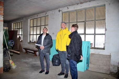 Elkezdődött az önkormányzati épületek energetikai korszerűsítése városunkban