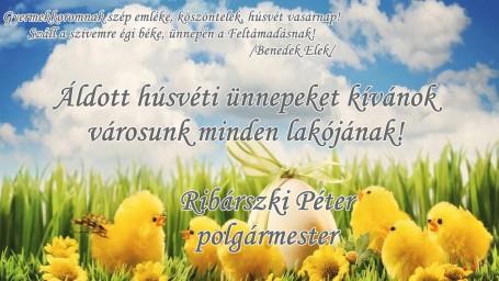 Húsvéti köszöntő
