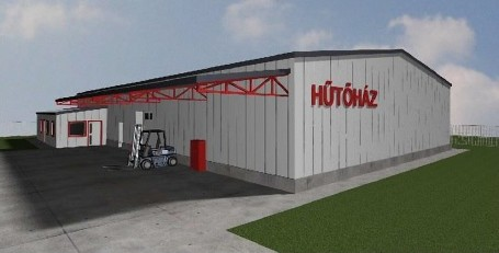 Sikeres helyi gazdaságfejlesztési projekt keretében hűtőház épül Kondoroson