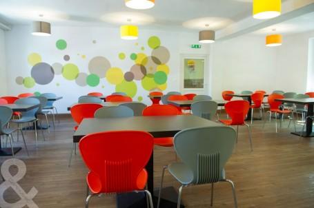Megújul az általános iskolánk ebédlője és tálaló konyhája