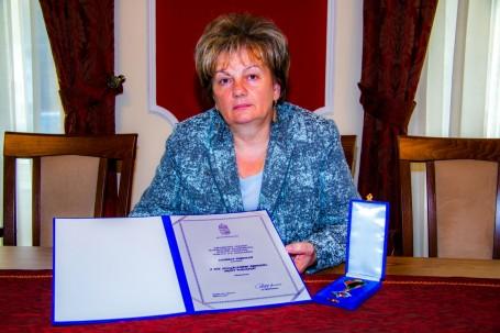 Állami kitüntetésben részesült Kondoros város leköszönő jegyzője