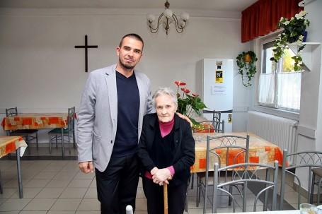 99. születésnapját ünnepelte Kondoros legidősebb polgára, Migecz Mihályné
