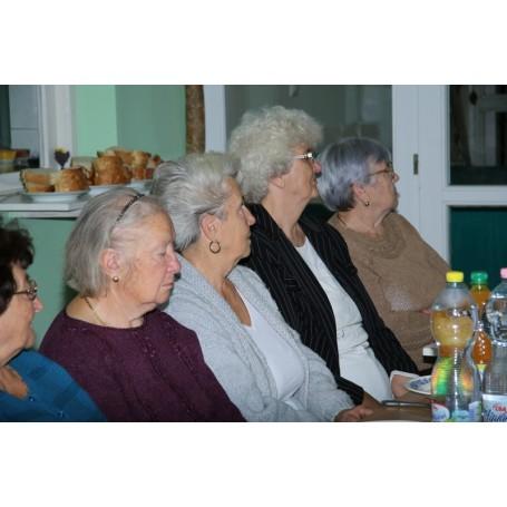 Idősek Világnapja a Kondorosi Idősek Klubjában