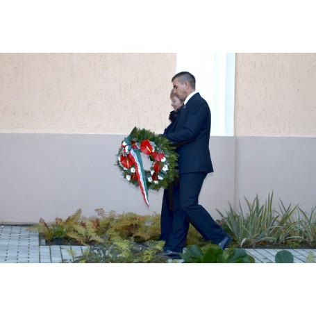 Október 23-i ünnepi megemlékezés Kondoroson