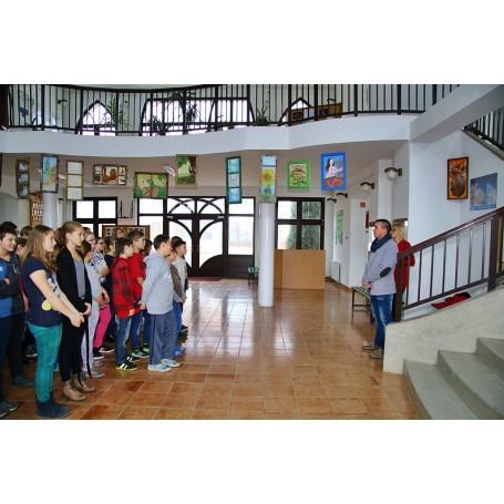 Rajzpályázat az Általános Iskolában