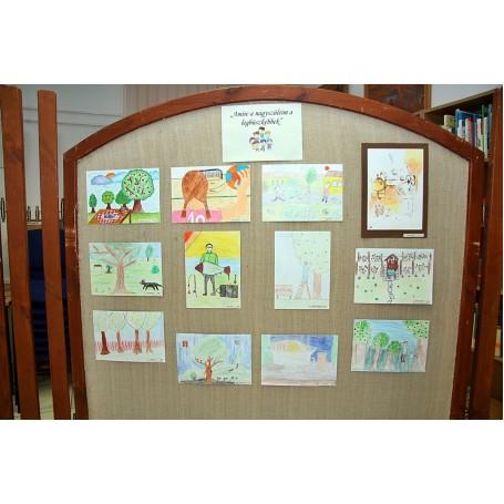 Általános iskolai rajzpályázat