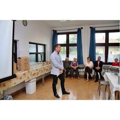 Általános iskolai pedagógusnapi ünnepség