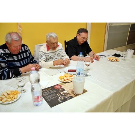 XIX. Bor- és szárazkolbász verseny a Kertbarát Kör szervezésében
