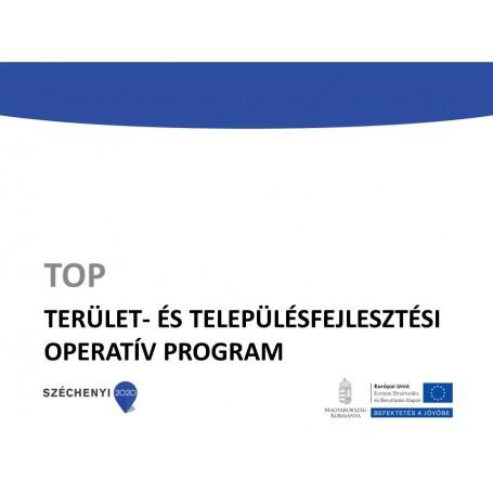 Sikeres TOP pályázatok, újabb európai uniós fejlesztési források Kondoroson!