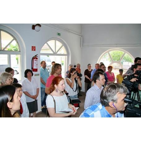 Ünnepélyes keret között átadásra került a Sasváriné Paulik Ilona Sportcsarnok legújabb fejlesztése