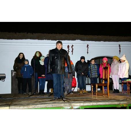 Ünnepvárás Kondoroson a Mindenki Karácsonya rendezvény keretében