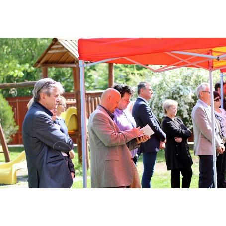 Ünnepélyes keretek között átadásra került a Többsincs Óvoda és Bölcsőde legújabb fejlesztése