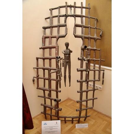 Kondorosra érkezetek Kepenyes Pál világhírű művész alkotásai