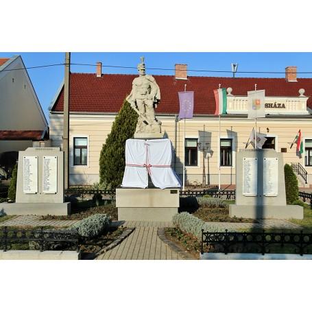A hősök emléke ma is él - Méltán emlékeztünk az I. világháború lezárásának 100. évfordulóján