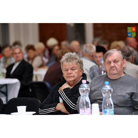 A szellem, s a lélek a mérce – városunk időskorú polgárait köszöntöttük