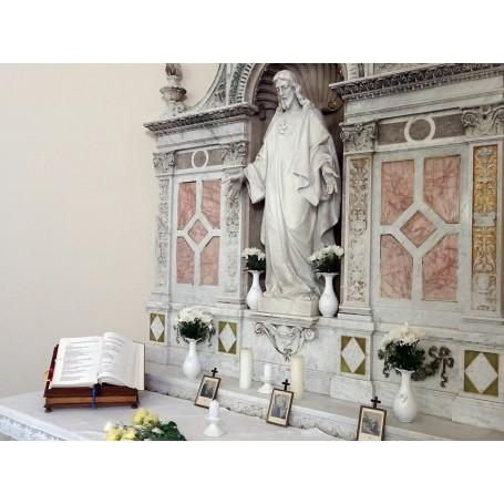 116 év után újraszentelve régi fényében tündököl a Jézus Szíve kápolna