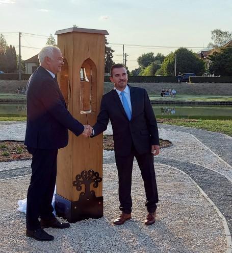 A Kondorosi Nagycsaládosok Egyesületének 30 éves jubileumát ünnepeltük és átadtuk a Családok Szigetét